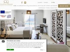Celestia Grand - 4 Keys Hotel - Messaria - Santorini - Cyclades