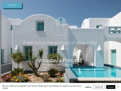 Anastasia Princess - Περίσσα - Σαντορίνη - Κυκλάδες
