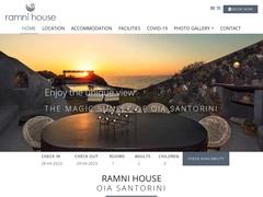 Ramni House Studios - Koloumpos - Μπαξέδες - Σαντορίνη