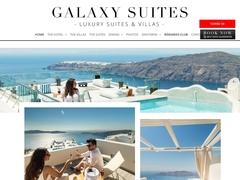 Galaxy Suites - 3 * Hotel - Imerovigli - Santorini - Cyclades