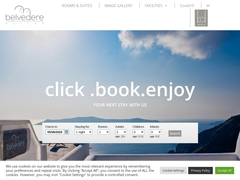 Belvedere Suites - 4 * Hotel - Firostefani - Santorini - Cyclades