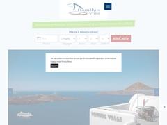 Nomikos Villas - 4 * Hotel - Firostefani - Santorini - Cyclades