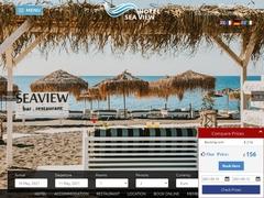 Sea View - 3 * Hotel - Perivolos - Santorini - Cyclades