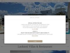 Laokasti Villas - 3 * Hotel - Oia - Santorini - Cyclades