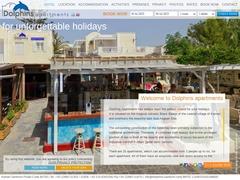 Dolphins Apartments - 3 * Hotel - Kamari - Santorini - Cyclades