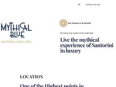Mythical Blue - 4 * Hotel - Fira - Thira - Santorini - Cyclades