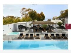 Kalisti - 4 * Hotel - Fira - Thira - Santorini - Cyclades