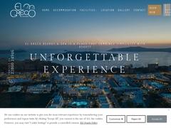El Greco Resort - Hotel 4 * - Katerados - Thira - Santorini - Cyclades