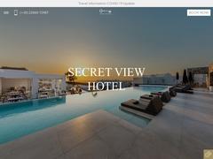 View Hotel By Secret 4 * Hotel - Finikia - Oia - Santorini - Cyclades