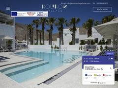 Kouros Village - 4 * Hotel - Perissa - Santorini - Cyclades