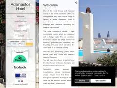 Adamastos - Hotel 3 * - Akrotiri - Santorini - Cyclades