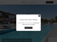 Rivari - 3 * Hotel - Kamari - Santorini - Cyclades