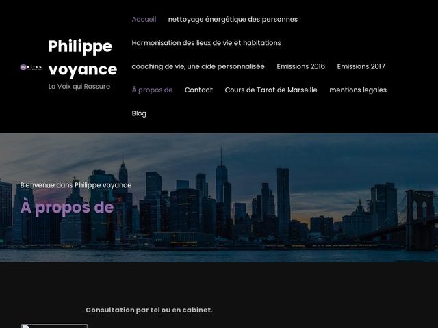 Philippe voyance ain