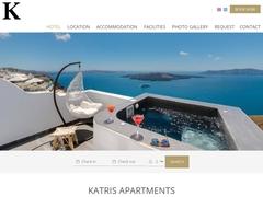 Katris - Hotel 1 * - Fira - Thira - Santorini - Cyclades
