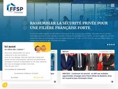FFSP, Fédération Française de la Sécurité Privée