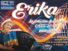 La princesse de l'accordéon Erika