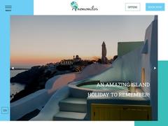 Anemomilos - 1 * Ξενοδοχείο - Φηροστεφάνι - Σαντορίνη - Κυκλάδες