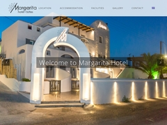 Margarita - Hotel 1 * - Firostefani - Santorini - Cyclades