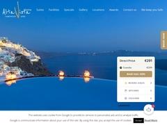 Alta Vista - 4 Keys Hotel - Firostefani - Santorini - Cyclades