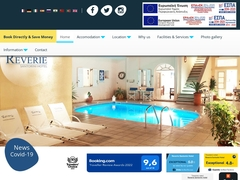 Reverie Santorini - Hotel 4 Clés - Firostefeni - Santorini - Cyclades