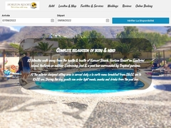 Horizon Resort - 3 Keys Hotel - Kamari - Santorini - Cyclades