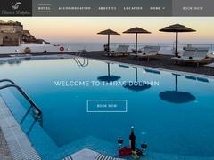 Thira's Dolphin - 3 Keys Hotel - Akrotiri - Santorini - Cyclades