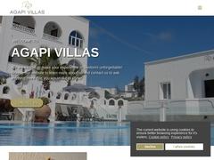 Agapi Villas - Καρτεράδος - Σαντορίνη - Κυκλάδες