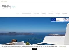 Ξενοδοχείο WhiteDeck - Ημεροβίγλι - Σαντορίνη - Κυκλάδες