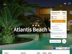 Atlantis Beach Villa - 3 Keys Hotel - Perivolos - Santorini - Cyclades