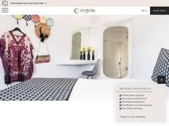 Villa Evgenia - Ξενοδοχείο 2 Keys - Θήρα - Σαντορίνη - Κυκλάδες