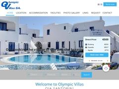 Olympic Villas - Οία - Σαντορίνη - Κυκλάδες