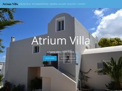 Atrium Villa - Φηρά - Θήρα - Σαντορίνη - Κυκλάδες