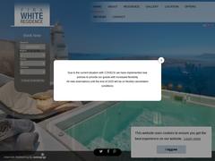 White Residence - Φηρά - Θήρα - Σαντορίνη - Κυκλάδες