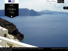 Delfini Villas - 3 Keys Hotel - Oia - Santorini - Cyclades