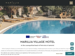 Marillia Village 4 Keys - Ag.Georgios, Perivolos, Santorini - Cyclades