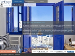 Finesse Suites - 4 Keys Hotel - Oia - Santorini - Cyclades