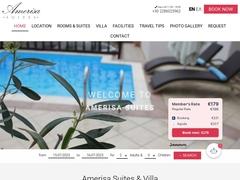 Amerisa Suites - 3 Keys Hotel - Fira - Thira - Santorini - Cyclades