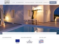 Meli Meli Accommodation, 3 Keys Hotel, Imerovigli, Santorini, Cyclades