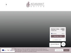 Adamant Suites - 3 Keys Hotel - Fira - Thira - Santorini - Cyclades