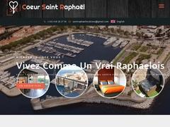 Location Maisons et Appartements Coeur Saint Raphaël