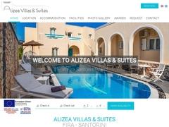 Villa Alizea - Ξενοδοχείο 2 * - Φηρά - Θήρα - Σαντορίνη - Κυκλάδες