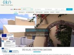 Ersi Villas - Ξενοδοχείο 2 * - Φηροστεφάνι - Σαντορίνη - Κυκλάδες