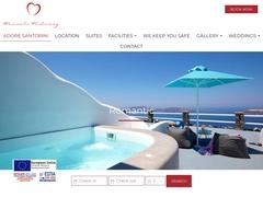 Adore - 2 * Hotel - Imerovigli - Santorini - Cyclades