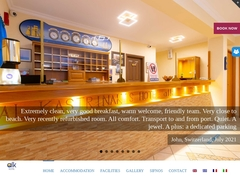 ALK - Hôtel 3 * - Agia Marina - Kamares - Sifnos - Cyclades
