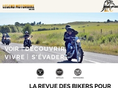 LA REVUE des BIKERS / LEGENDMOTORBIKE