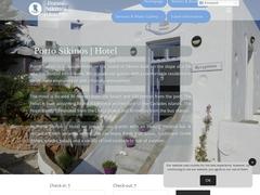 Porto Sikinos - Hotel 2 * - Alopronia - Sikinos - Cyclades