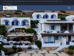 Lucas Studios - Ξενοδοχείο 2 Keys - Αλοπρόνοια - Σίκινος - Κυκλάδες