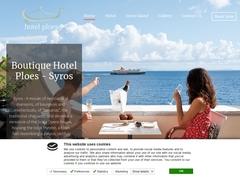 Ploes - Ξενοδοχείο 5 * - Ερμούπολη - Σύρος - Κυκλάδες