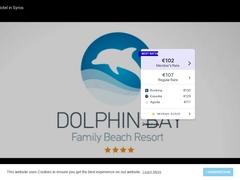 Dolphin Bay - Ξενοδοχείο 4 * - Γαλησσάς - Σύρος - Κυκλάδες