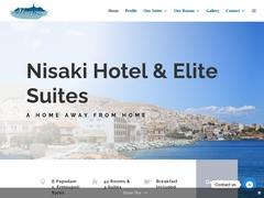 Nisaki - Hôtel 3 * - Ermoupoli - Syros - Cyclades